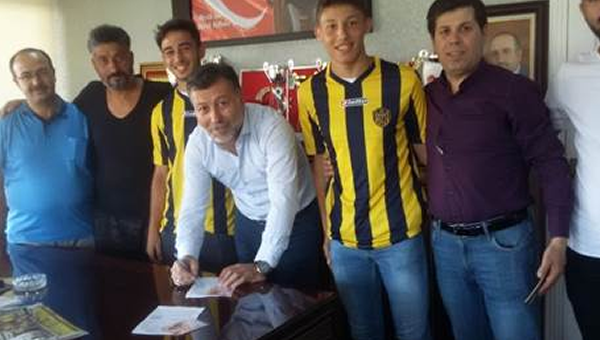 Ankaragücü'ne iki transfer