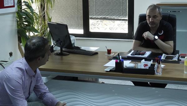 Erkan Sözeri karşılaşma sonrası Klasspor'a konuştu...