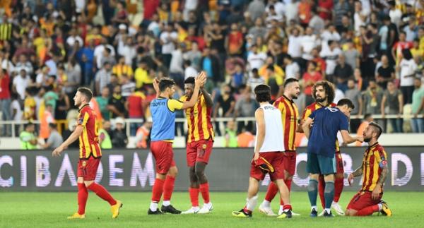 Yeni Malatyaspor'da hedef 3'te 3