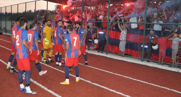 Mersin İdmanyurdu, 55 yıl sonra amatör maça çıktı