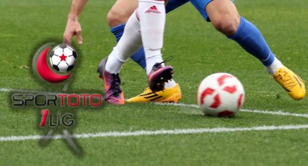 Spor Toto 1. Lig'de 5. hafta hakemleri belli oldu
