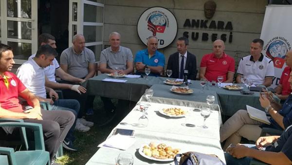 TSYD Ankara şubesi voleybol turnuvası başlıyor...
