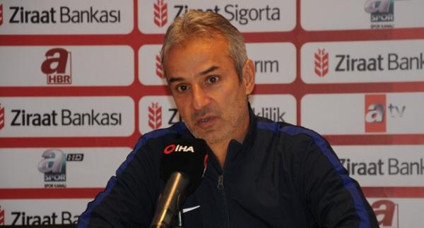 İsmail Kartal: Altyapıdan 5 futbolcu oynattık