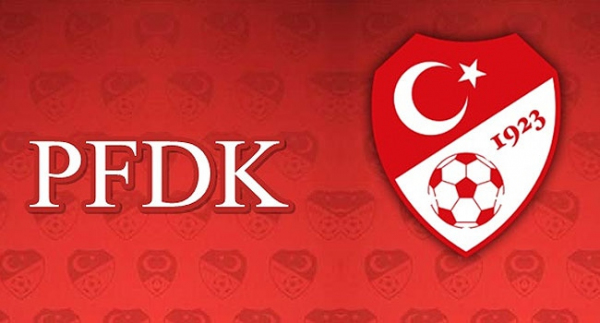 PFDK'den 7 Süper Lig kulübüne ceza
