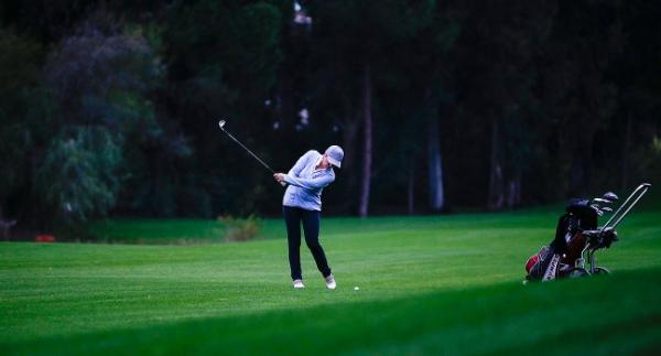 Antalya'da bu yıl 30 ülkeden 120 bin kişi golf oynadı