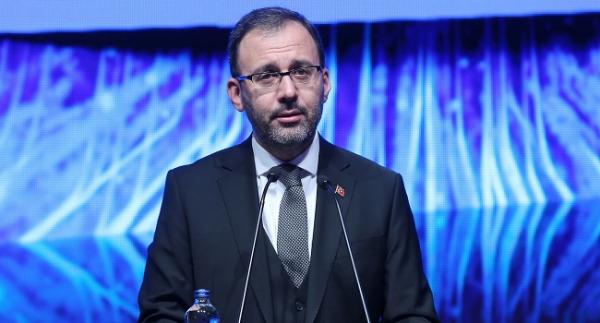 Bakan Kasapoğlu, Yeni Nesil Girişimcilik Zirvesi'ne katıldı