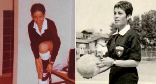 Dünyanın ilk kadın futbol hakeminin bir Türk olduğu tescillendi