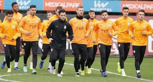 Galatasaray, Ankara'ya genç isimlerle geldi
