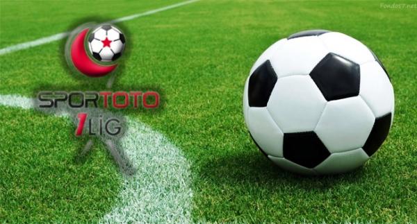 Spor Toto 1. Lig'de 16. ve 17. hafta programı açıklandı