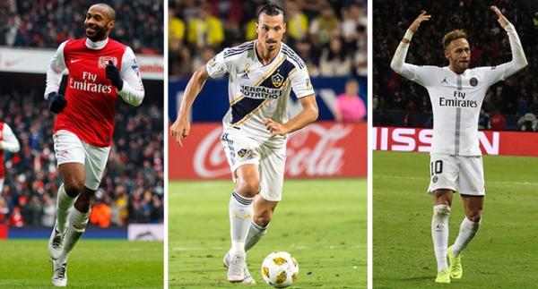 Yılın futbolcusu seçilmeyen yıldızlar