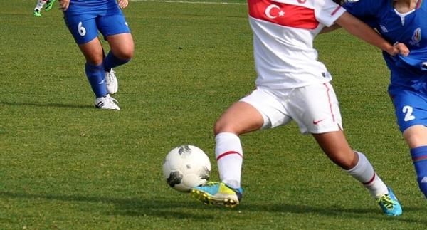 19 Yaş Altı Kadın Milli Futbol Takımı'nın kadrosu açıklandı