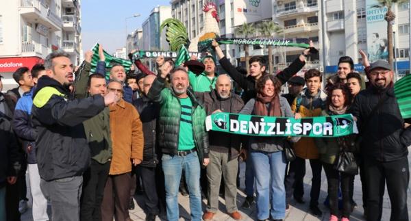 Denizli'de Süper Lig heyecanı