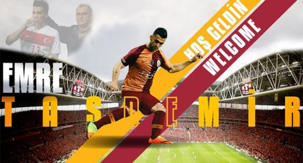 Galatasaray, Emre Taşdemir'i açıkladı