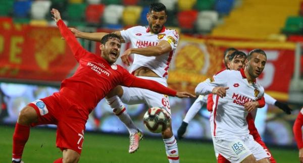 Göztepe, Ziraat Türkiye Kupası'nda çeyrek finalde