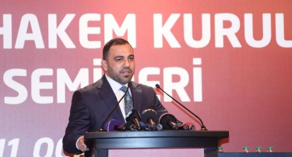 """Hamza Yerlikaya: """"Hakemin tarafı, kulübü yoktur"""""""