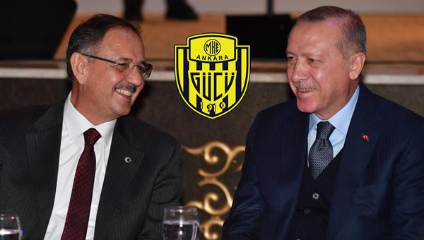 """Özhaseki: """"Ankaragücü ikinci yarı Eryaman Stadyumu'nda maçını yapacak"""""""