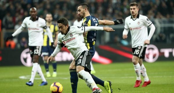 Beşiktaş'ın zirve umudu tükeniyor