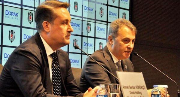 Beşiktaş'tan iş birliği anlaşması