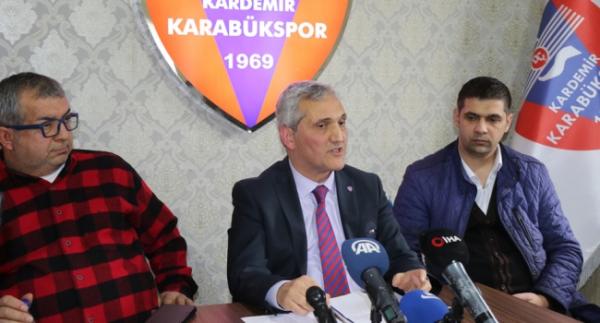 """Mehmet Yüksel: """"Sahip çıkmayacaklarsa kayyuma gideceğiz"""""""