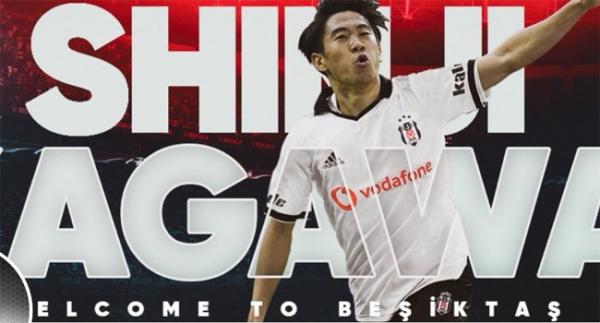 Shinji Kagawa, Beşiktaş'ta