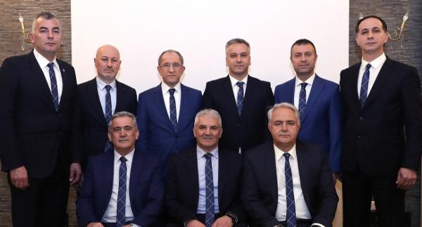 TFF Merkez Hakem Kurulu'nda görev dağılımı yapıldı