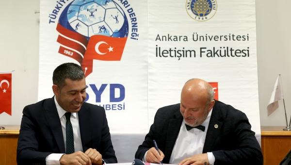 TSYD Ankara Şubesi ile İLEF arasında iş birliği