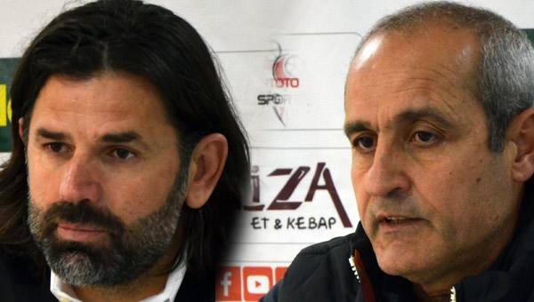 Adanaspor-Gençlerbirliği maçı sonrası