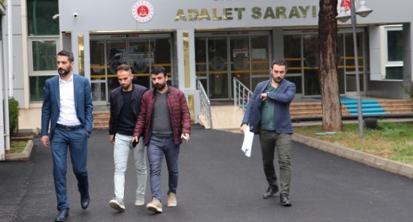 Amed Sportif Faaliyetler futbolcusuna adli kontrol kararı