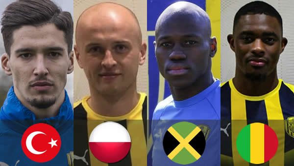 Ankaragücü'ne geldiler, Milli takımlarında yeniden oynadılar!