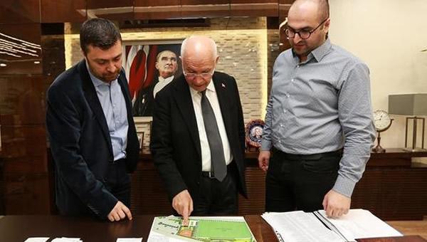 Fethi Yaşar'dan Ankaragücü'ne tesis sözü