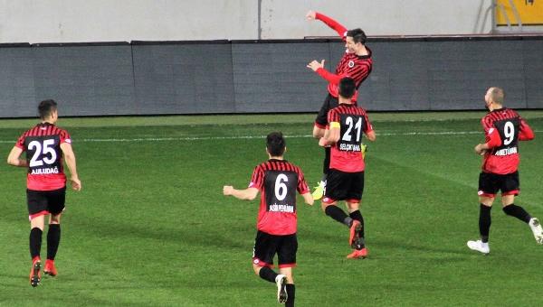 Gençlerbirliği, Altay'ı tek golle geçti