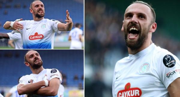 'Kosovalı Zlatan'