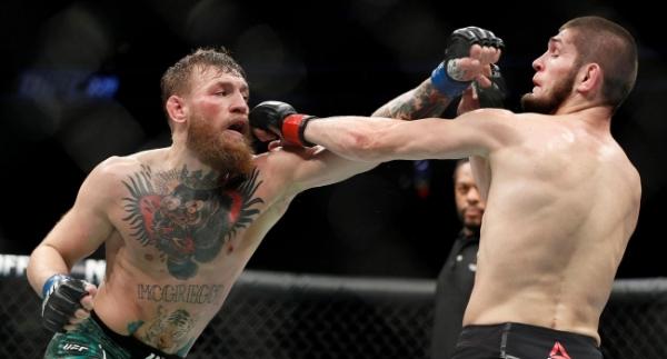 McGregor gözaltına alındı