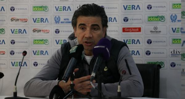 Osman Özköylü: Oyunun hakkı zaten beraberlikti