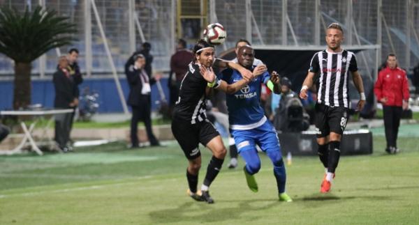 Adana'da 4 gollü maç