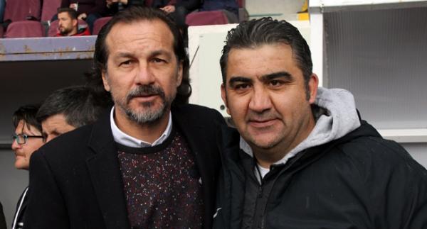 Afjet Afyonspor-Adana Demirspor maçının ardından