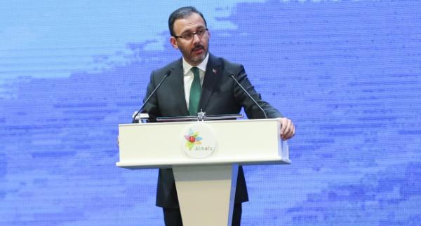 """Bakan Kasapoğlu: """"Türkiye, her zaman geleneksel spor dallarının destekçisidir"""""""