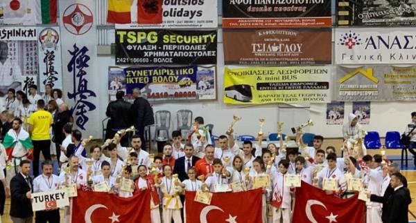 Balkanlar'da Türk damgası