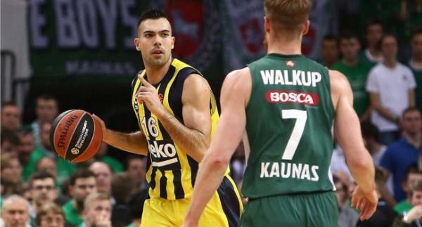 Fenerbahçe Beko Dörtlü Final aşkına