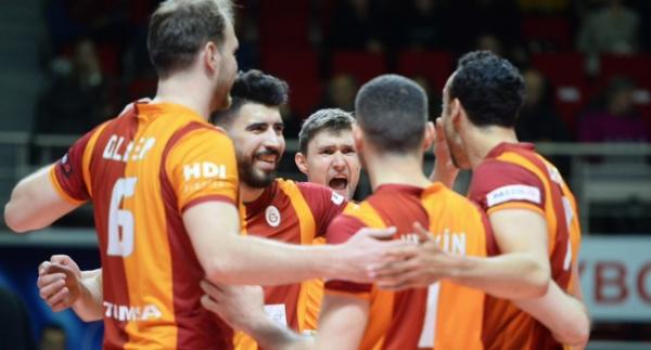 Galatasaray sezonu 3. bitirdi