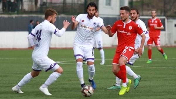 Hacettepe ile Samsunspor, Etimesgut'ta yenişemedi!