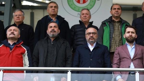 Hacettepe - Samsunspor maçının ardından