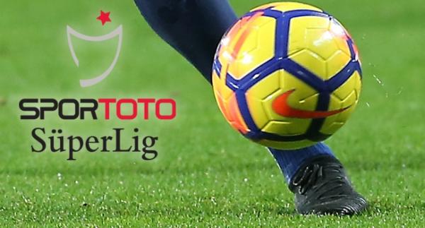Süper Lig'de 30. hafta heyecanı