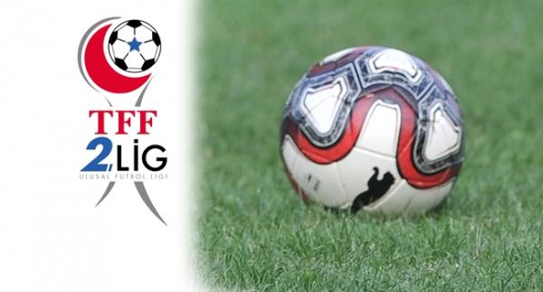 TFF 2. Lig'de 29. hafta tamamlandı