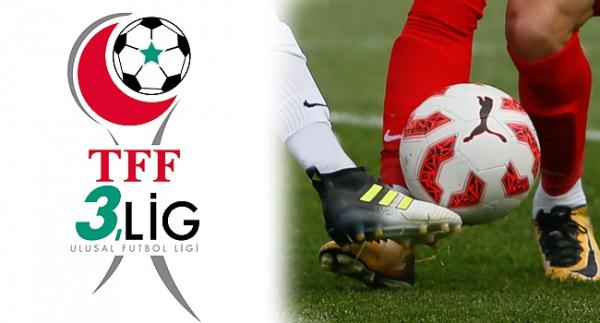 TFF 3. Lig'de bitime 2 hafta kaldı