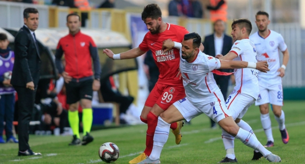 Ümraniyespor 4 maç sonra kazandı