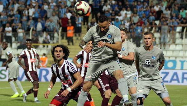 Adana Demirspor: 0 - Hatayspor: 0