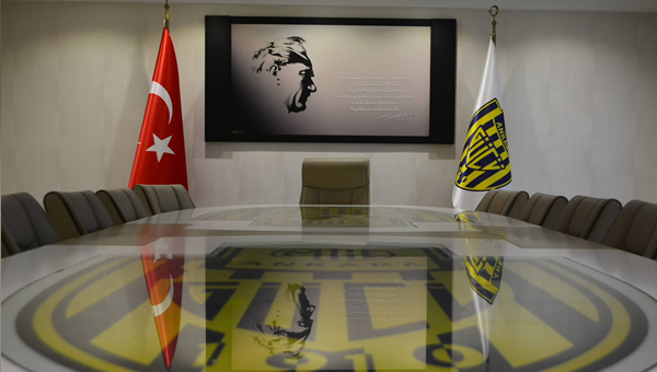 """Ankaragücü'nden açıklama: """"Futbol çetesinin kuklası olan bu grup mensupları..."""""""