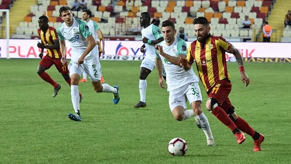 Bursaspor, Süper Lig'e veda etti