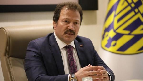 """Mehmet Yiğiner: """"Hakemler, hatadan ziyade art niyetli yönetiyor"""""""